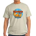 Garfield Show Logo Light T-Shirt