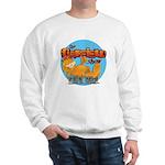 Garfield Show Logo Sweatshirt