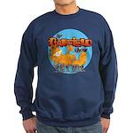 Garfield Show Logo Sweatshirt (dark)