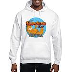 Garfield Show Logo Hooded Sweatshirt