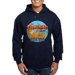 Garfield Show Logo Hoodie (dark)