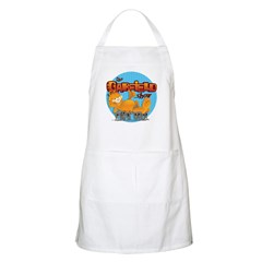 The Garfield Show Logo Apron