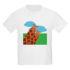 Gerry n Gigi Giraffe-L T-Shirt