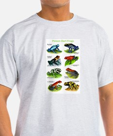 Poison Dart Frogs T-Shirt