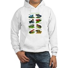 Poison Dart Frogs Jumper Hoody