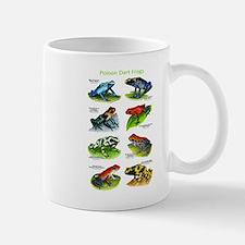 Poison Dart Frogs Mug