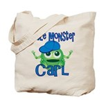 Little Monster Carl Tote Bag