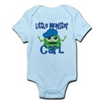 Little Monster Carl Infant Bodysuit