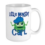 Little Monster Carl Large Mug