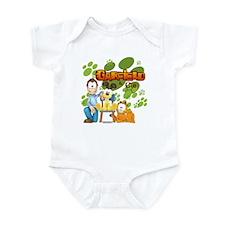 Garfield & Cie Logo Infant Bodysuit