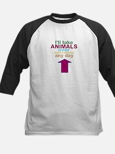 'Animals Over Humans' Tee