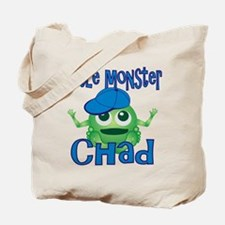 Little Monster Chad Tote Bag