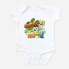 El Show de Garfield Logo Infant Bodysuit