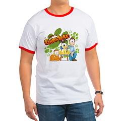El Show de Garfield Logo T
