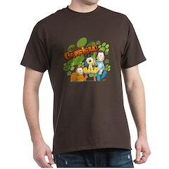 El Show de Garfield Logo T-Shirt