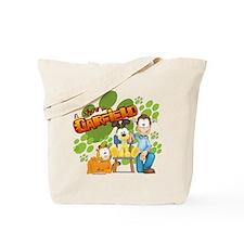 El Show de Garfield Logo Tote Bag