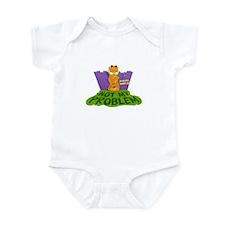 Not My Problem Infant Bodysuit