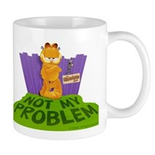 "Garfield ""Not My Problem"" Mug"