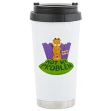"Garfield ""Not My Problem"" Travel Mug"