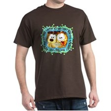 Goofy Faces Dark T-Shirt