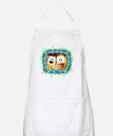 Garfield Goofy Faces Apron