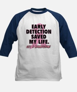 Early Detection Saved My Life Tee