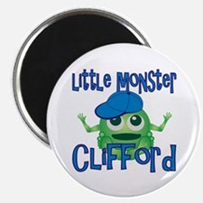 Little Monster Clifford Magnet
