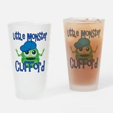 Little Monster Clifford Drinking Glass