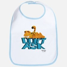 "Garfield ""Don't Ask"" Bib"