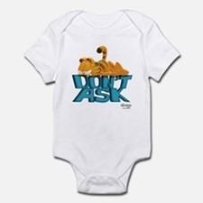 "Garfield ""Don't Ask"" Infant Bodysuit"