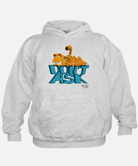 "Garfield ""Don't Ask"" Hoody"