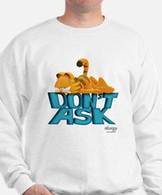"Garfield ""Don't Ask"" Sweatshirt"