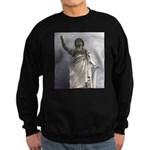 woman Sweatshirt (dark)