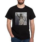 woman Dark T-Shirt