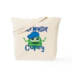 Little Monster Corey Tote Bag