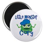 Little Monster Cory Magnet