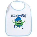 Little Monster Cory Bib