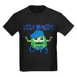 Little Monster Cory Kids Dark T-Shirt