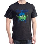 Little Monster Cory Dark T-Shirt