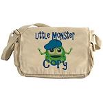 Little Monster Cory Messenger Bag