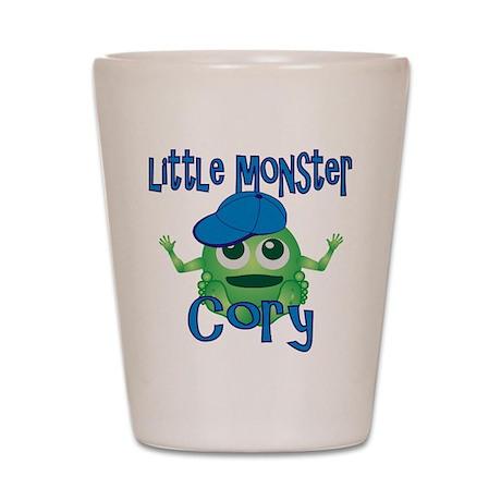 Little Monster Cory Shot Glass