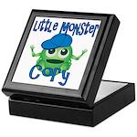 Little Monster Cory Keepsake Box
