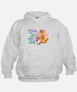 Friends Are There Hoodie