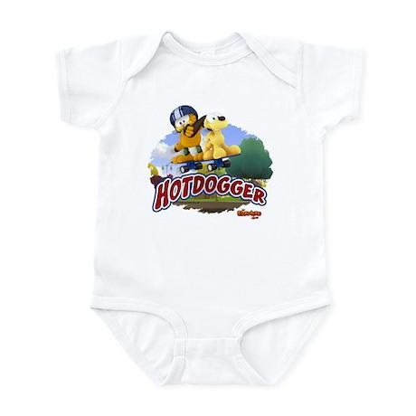 Hotdogger Infant Bodysuit