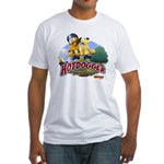 Hotdogger Fitted T-Shirt