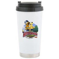 Garfield Hotdogger Travel Mug
