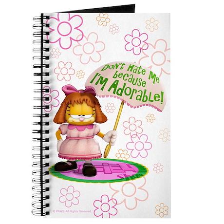 "Garfield ""I'm Adorable"" Journal"