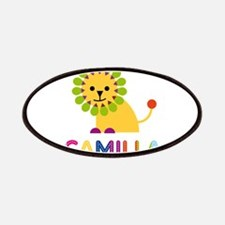 Camilla the Lion Patches