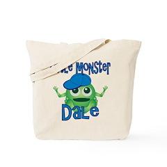 Little Monster Dale Tote Bag