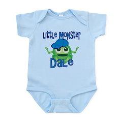 Little Monster Dale Infant Bodysuit